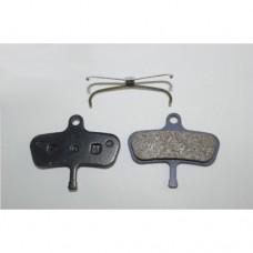 Колодки для AVID Code 2008-2010 semi-metall